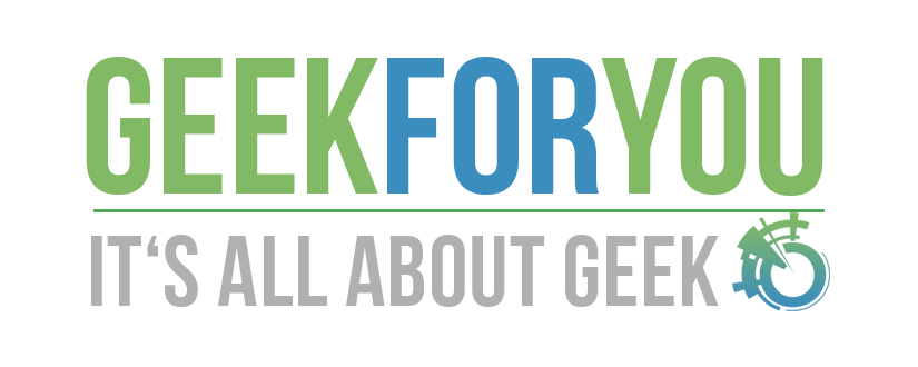 Geek for you - It´s all about Geek